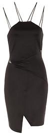 Angular Bodycon Dress