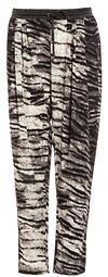 Zebra Track Pants