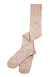 Fair Isle Knee High Socks