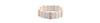 Seed Bead Rhinestone Stretch Bracelet