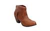 Cognac Ankle Boots