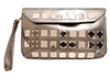 Bronze Plated Clutch