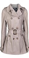Chic City Trench Coat