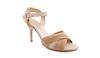 Criss-Cross Strap Sandals