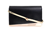 Diagonal Metal Plate Clutch