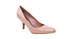 Blush Patent Pumps