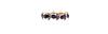 Jeweled Pear Bracelet