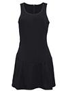 Iconic Little Black A-Line Dress