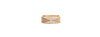 Rhinestone Hourglass Cuff
