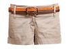 Essential Khaki Shorts