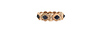 Antique Striated Stone Bracelet
