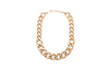 DAILYLOOK Matte Chain Link Necklace