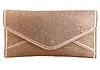 Glam Studded Envelope Clutch