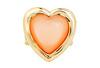 Shimmer Heart Ring
