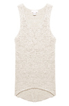 Open Knit Sleeveless Top